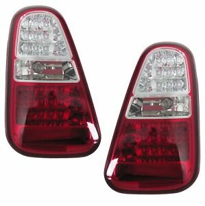 LED Rear Lights for BMW Mini One / Cooper / S / Convertible 2004-2006