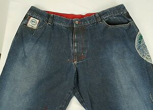 A Tiziano Mens Jeans Madris III Sz 42 X 29 Medium Wash Yacht Club ...