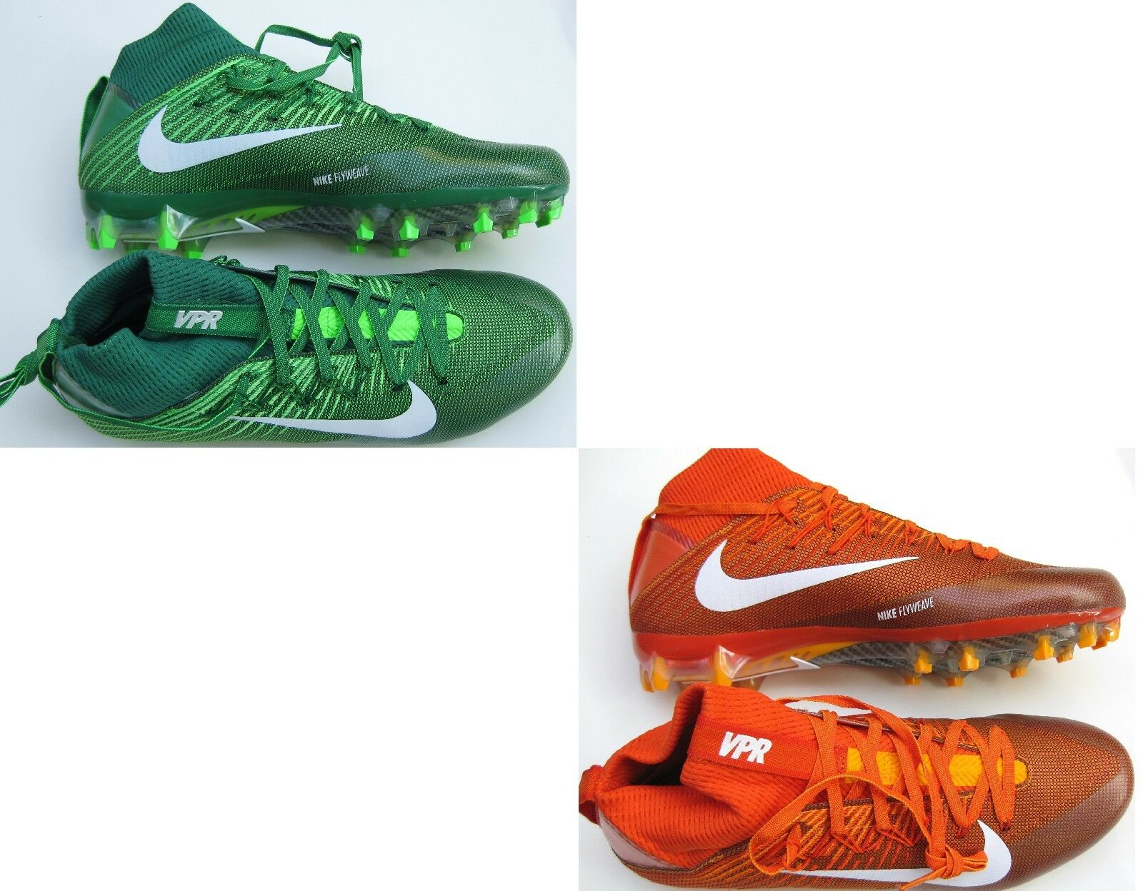 New Nike Untouchable 2 TD Men's Football Cleat 824470 Size 10/11 Pick 1