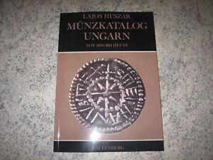 Lajos Huszar-munzkatalog Ungarn. Catalogue De Hongrois Médiéval Pièces.-afficher Le Titre D'origine 82kxbpqw-07232259-862063994