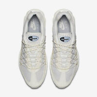 Nike air max 95 ultra Jacquard all white mens UK sizes CLEARANCE STOCK