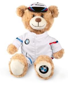 New 2019 BMW Motorsport Plush Teddy Bear 80 45 2 461 141