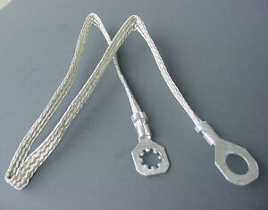 Image Is Loading 1967  034 Ground Wire Strap