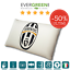 Cuscini-Memory-Foam-Cervicale-Saponetta-Sfoderabile-Ufficiale-Juventus-Pillows