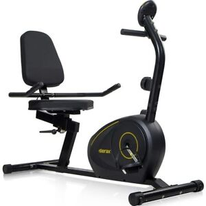 Merax Recumbent Exercise Bike Stationary Bicycle Gym