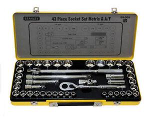 Stanley-43pce-Combo-Socket-Set-1-2-034-89-509