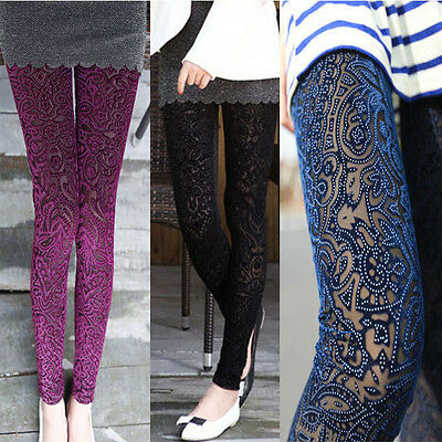 Women Skinny Colorful Jeggings Sexy Pants Soft Leggings Pencil Pants Excellent