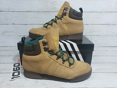 Adidas Jake Blauvelt Boot 2.0 Men's Winter Boots Leather Boots Winter Shoes New | eBay