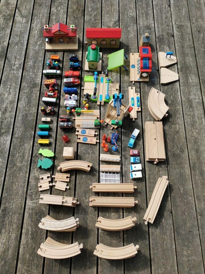 BRIO togbane og by