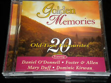 Golden Memories - 20 Old-Time Favourites - CD Album - 1997 - Various Artists