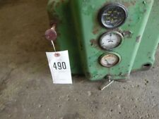 John Deere A Tractor Hood And Dash Tag 490