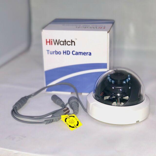 CAMARA TVI HD DS-T101-F HIWATCH 720p  720p@25fps, 720p@30fps