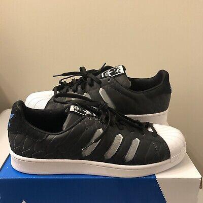 Adidas Originals Superstar CTXM Chromatech Black White AQ7841 Mens Size 10   eBay