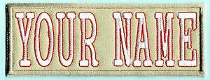 Custom-LADY-Ghostbusters-Embroidered-Name-Tag-Patch-HOOK-backing-YOUR-NAME