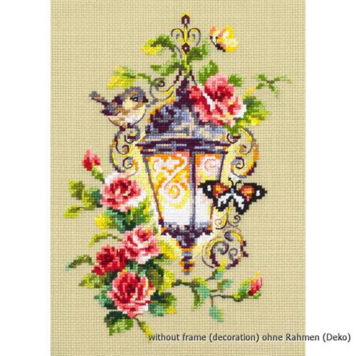 Magic Needle Counted cross stitch kit Light of Inspirations 17 x 23cm