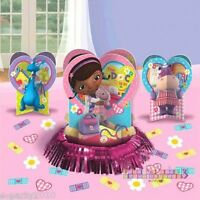 Doc Mcstuffins Table Centerpiece Decorating Kit (23pc) Birthday Party Supplies