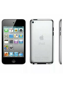 APPLE-IPOD-TOUCH-4th-Generation-8GB-Black-A1367-amp-USB-Lead-WiFi-Bluetooth