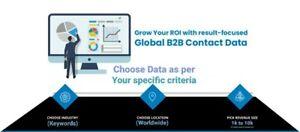 2019 new active 950 Million Database Email Marketing List Free Sending Method