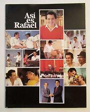 RAFAEL HERNANDEZ COLON 1984 CAMPAIGN PROMO / ASI ES RAFAEL / PUERTO RICO