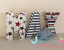 Fabric-stars-Wall-Art-Wall-Decor-Handmade-Fabric-shape-Nursery-fabric-letters thumbnail 5