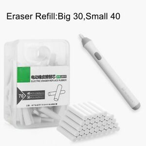 Stationery-Painting-Tools-Replacement-Correction-Electric-Eraser-Rubber-Refill