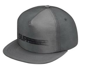 449540a1 Image is loading Supreme-S-S-2016-Motion-Logo-Iridescent-5-Panel-