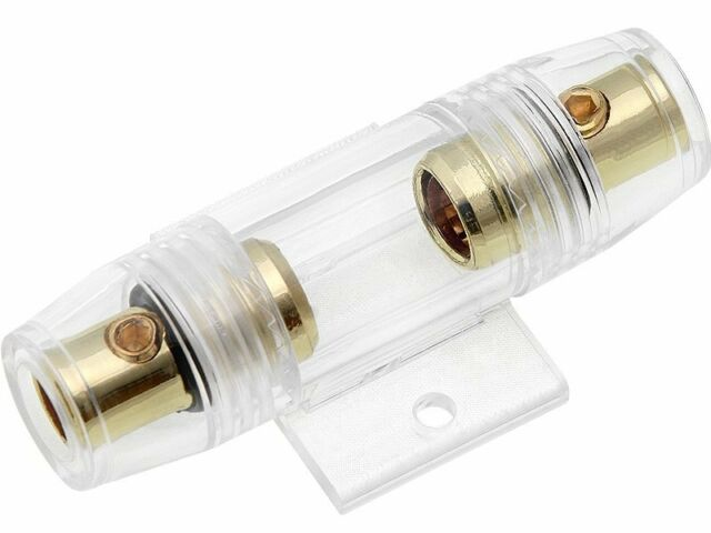 AGU Sicherungshalter 10-80A Ampere Kabel 6-20 mm² für AGU Sicherung Auto HiFi