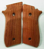 Wood Grips For Taurus Pt 92