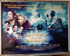 Cinema Poster: IMAGINARIUM OF DOCTOR PARNASSUS 2009 (Quad) Heath Ledger