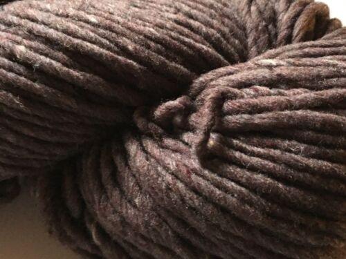 Imperial Yarns Native Twist Osprey 100/% Wool Spun Single Ply Bulky 4oz 150yd