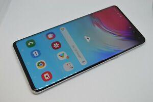 Samsung-Galaxy-S10-5G-256GB-Crown-Silver-Verizon-GSM-UNLOCKED-L465