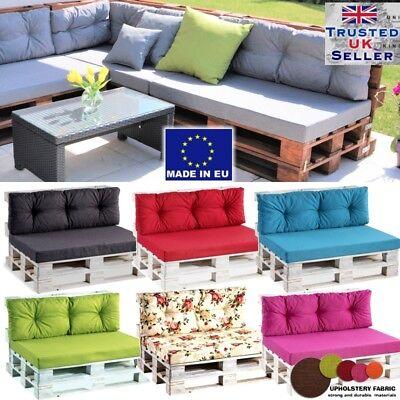 Euro Palette Cushions Pallet, Pallet Furniture Cushions 120 X 60