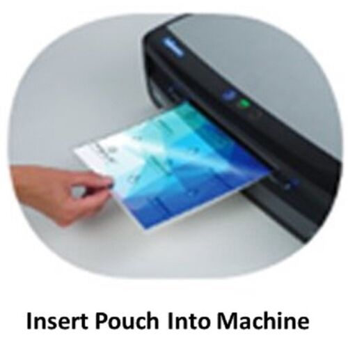 """Business Source Legal-Size Laminating Pouch 9/"""" Width x 14.5/""""  3 mil 100pk #20869"""