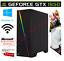 Rapide-Quad-Core-i7-GTX-1650-Gaming-PC-16-Go-ram-2-To-Windows-10-Ordinateur-de-bureau miniature 1