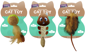 Cat-Pet-Plush-Teasers-Treat-Activity-Toys-Scratcher-Tower-Ball-Flea-Powder-Spray
