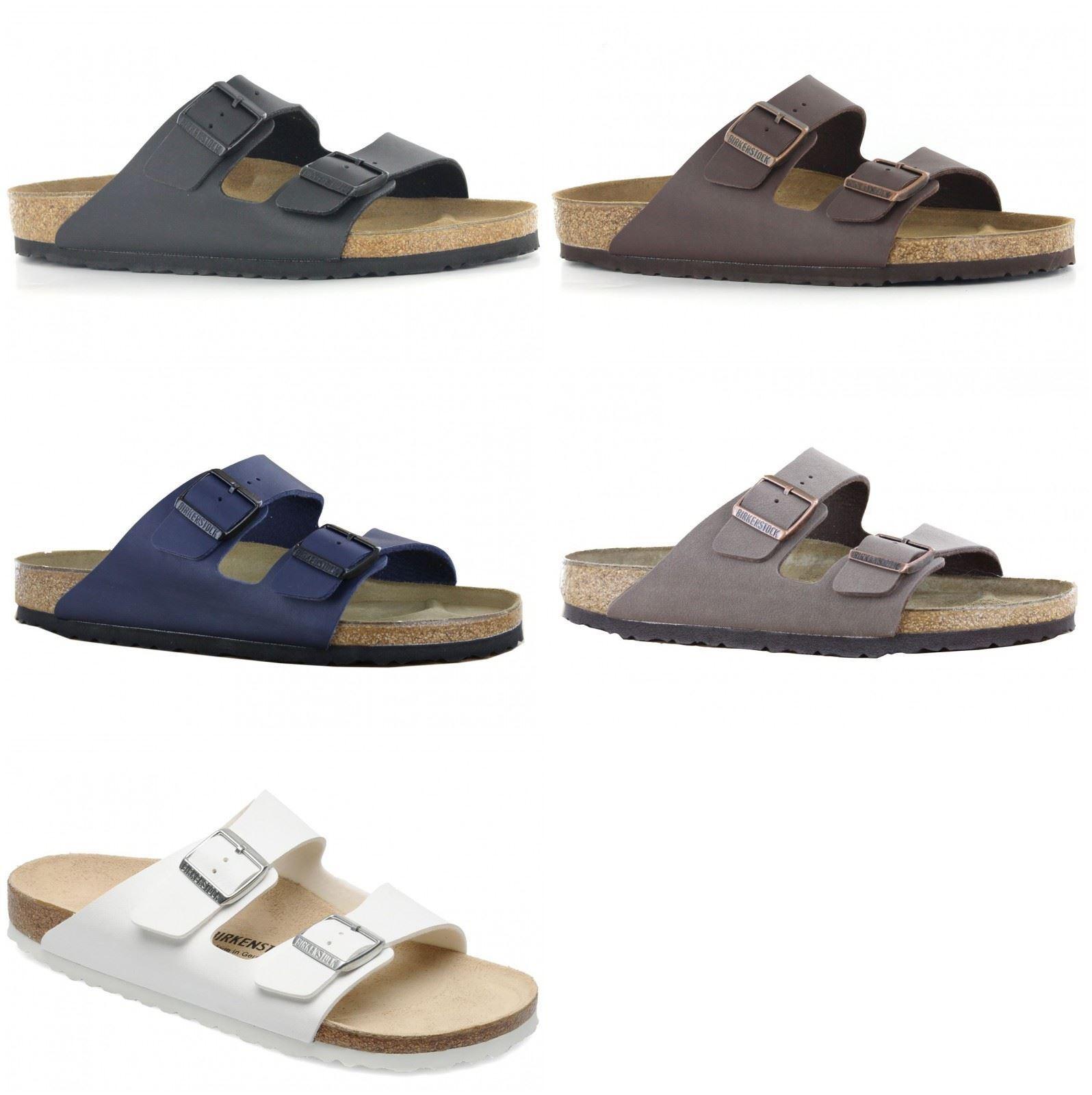 Billig gute Qualität Birkenstock Arizona Mens Sandals
