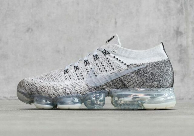 newest 42891 88e97 Nike Lab Air Vapormax Flyknit QS Oreo Size 11.5. 899473-002 max 1 95