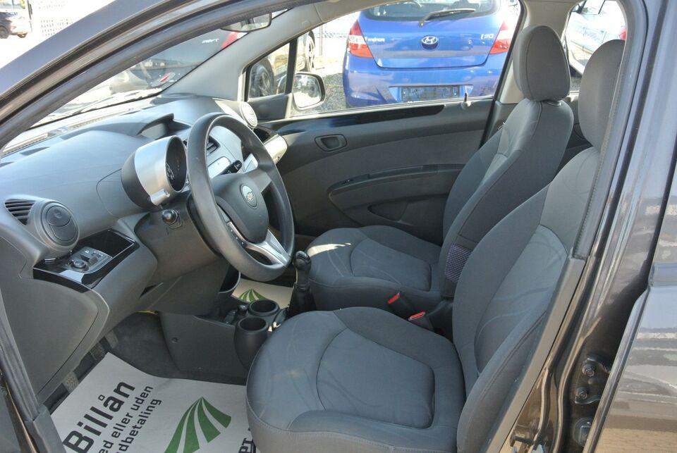 Chevrolet Spark 1,0 LS Benzin modelår 2010 km 104000