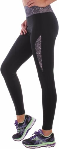 Damen Sporthose Yoga Pants Stretch Fitness Laufhose Leggings Jogginghose ★A4023