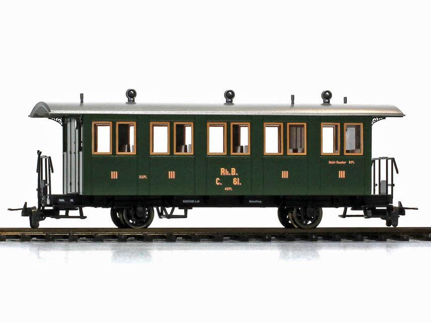 BEMO 3234111 vagoni c.61. RHB h0m