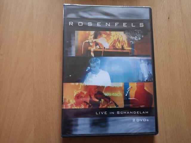 Rosenfels - Live in Schandelah    (NEU/OVP)    ---DVD---     FSK:6
