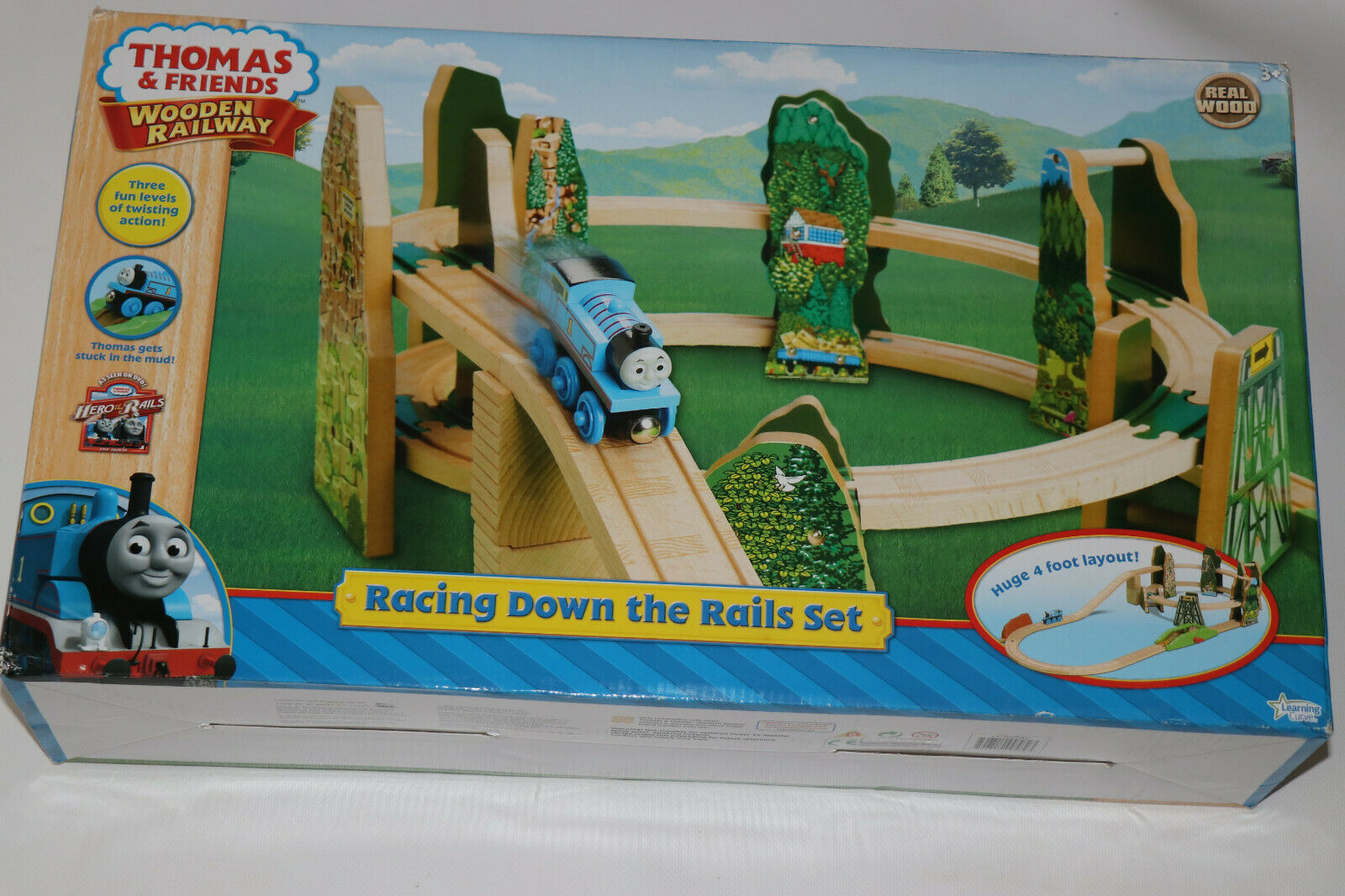 Thomas the Tank Engine Trackmaster Stepney NEW IN BOX