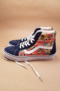 4b324933897 Vans X Star Wars Yoda Aloha Sk8-Hi Men s Shoes - FREE SHIPPING