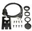 Motorcycle-Car-3-5mm-USB-2-0-AM-FM-USB-Audio-Waterproof-Lead-Panel-Cable thumbnail 5