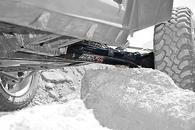 Zbroz RZR 1000XP / XP4 High Clearance Trailing Arms and Lower Radius Rods Black