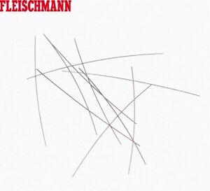 Fleischmann-H0-00764016-Drahtrichtfeder-Laenge-27-mm-10-Stueck-NEU-OVP