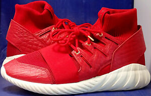 size 40 08c7d 397d9 Details about Adidas Tubular Doom Chinese New Year CNY Power Red SZ 10 (  AQ2550 )