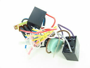 Details about #33 - Used Hampton Bay Ceiling Fan Wiring Harness with on