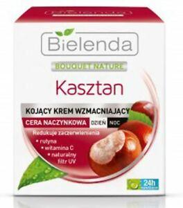Bielenda-Chestnut-Soothing-Hydrating-Capillary-Skin-Red-Marks-Cream-Day-amp-Night