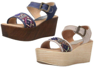 c457bfb38887 Image is loading Sbicca-Women-039-s-Tampa-Wedge-Sandal-2-